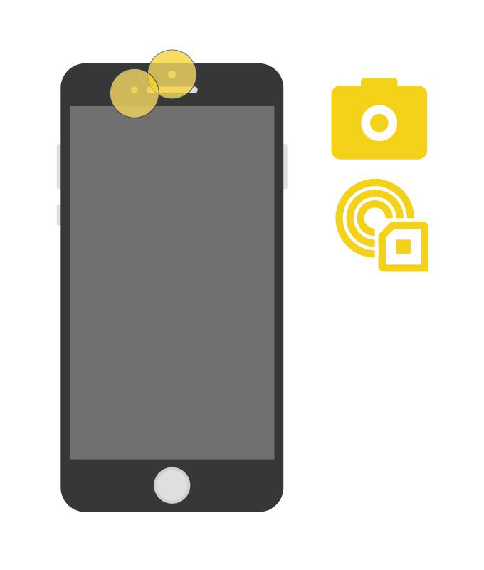 Fotocamera-e-Sensori-di-Prossimita