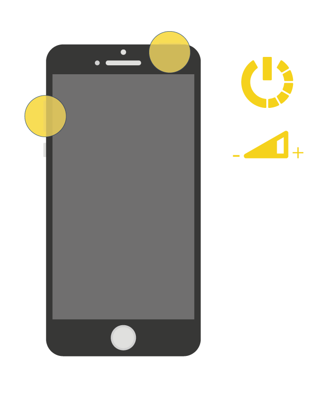 Tasto accensione iphone 8 Plus costo riparazione